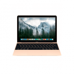 "MacBook 12"" Doble Núcleo 1.3Ghz (Gold) P/N MNYL2CI/A"