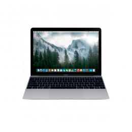 "MacBook 12"" Doble Núcleo 1.3Ghz (Gray) P/N MNYG2CI/A"