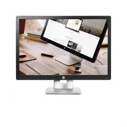 "Monitor HP EliteDisplay E242 de 24"" LED FHD P/N M1P02AA#ABA"