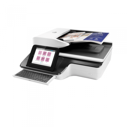 Escáner HP ScanJet Enterprise Flow N9120 fn2 P/N L2763A