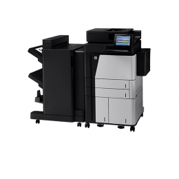Impresora multifunción HP LaserJet Enterprise flow M830z P/N CF367A