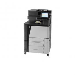 Impresora multifunción HP LaserJet Enterprise flow M880z P/N A2W75A