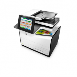 Impresora HP PageWide Enterprise Color 586dn P/N G1W39A