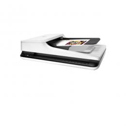 Escáner plano HP ScanJet Pro 2500 f1 P/N L2747A