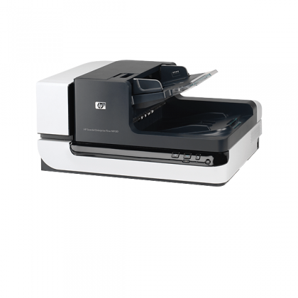 Escáner plano HP Scanjet Enterprise Flow N9120 P/N L2683B