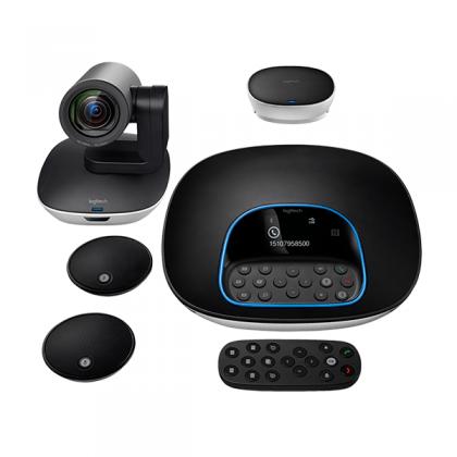 Sistema de Videoconferencia Logitech Group P/N 960-001054