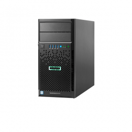 Servidor HPe Proliant ML30 Gen9 P/N 873227-001