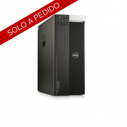 Computador Dell Precision T5810 Workstation Tower P/N P581Te5s81Tw10p3W