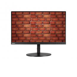 "Monitor Lenovo ThinkVision T23i 23"" LED FHD P/N 61ABMAR1US"
