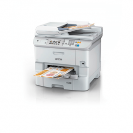 Impresora Multifuncional Epson WorkForce Pro WF-6590 P/N C11CD49201